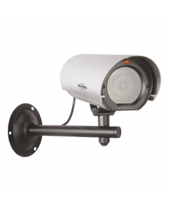 Dummy Outdoor Camera Aluminium met LED Flash Light - Outdoor (CDB27F)
