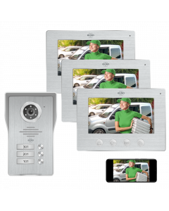 Wifi IP Video Deur Intercom (DV477IP3)