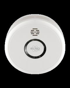 ELRO Pro Design-Rauchmelder mit automatischer Selbsttestfunktion und 10-Jahres-Batterie (PS4910)