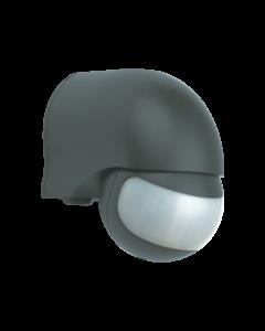Bewegingsmelder – geschikt voor buiten- 200° - Zwart (LP1520)