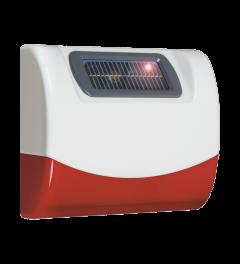 Solar Außensirene für das ELRO AG4000 Home Alarmsystem (AG40SRB)
