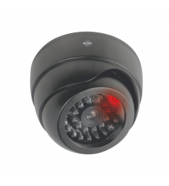 Indoor Dummy Dome Camera met Flash Light (CDD17F)