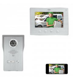 Wifi IP Video Deur Intercom (DV477IP)