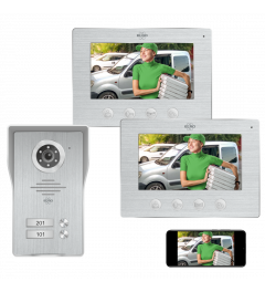 Wifi IP Video Deur Intercom (DV477IP2)