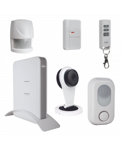 Smart Home Alarmsysteem (AS8000)