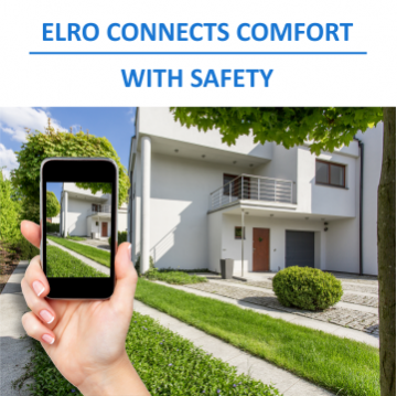 ELRO connects comfort with safety
