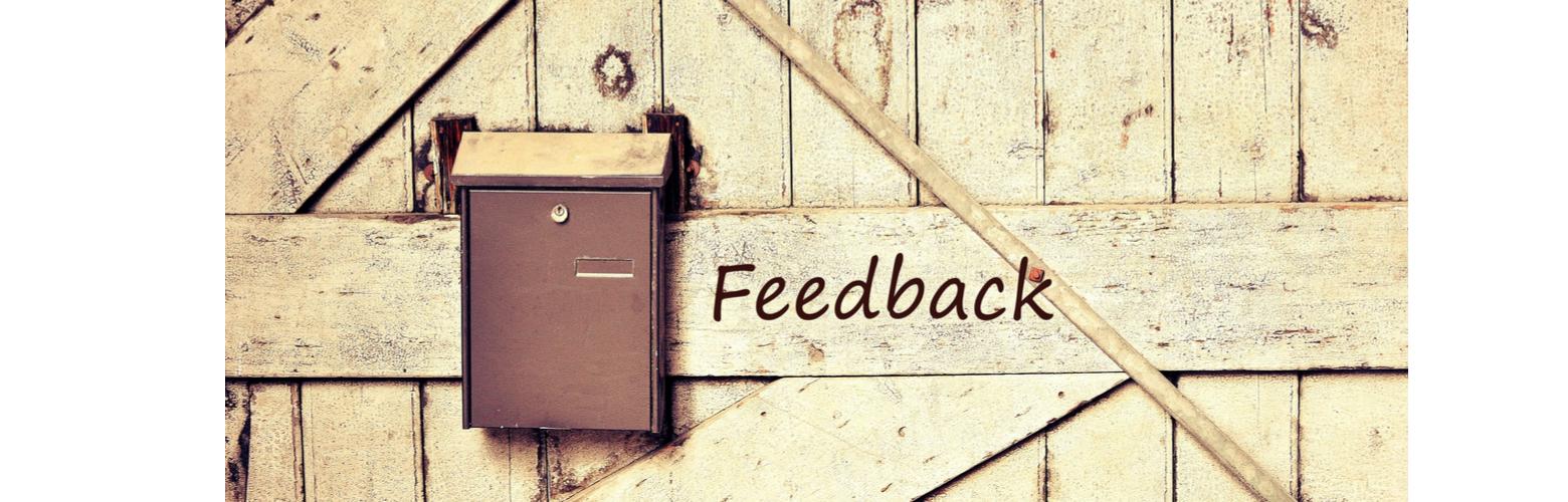 ELRO feedback